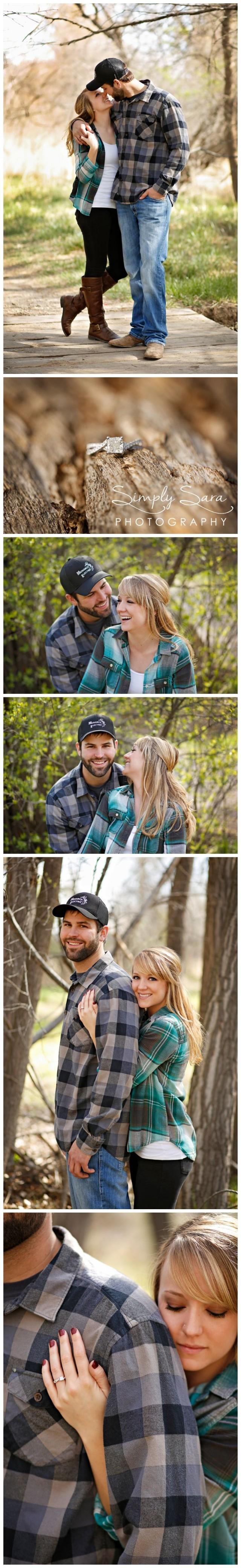 wedding photo - Engagement Photos