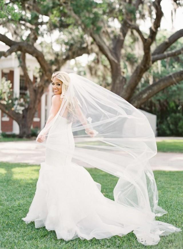 wedding photo - Glamorous Outdoor Southern Wedding With A Modern Twist