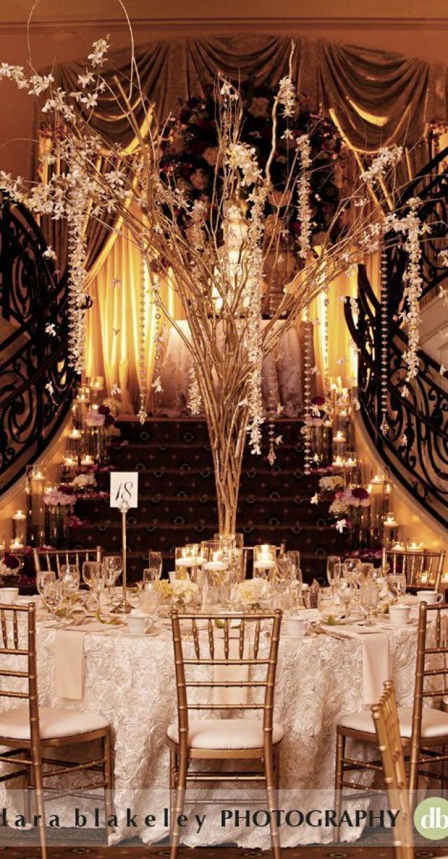 Wedding theme 1920 39 s inspired wedding receptions for 1920s decoration