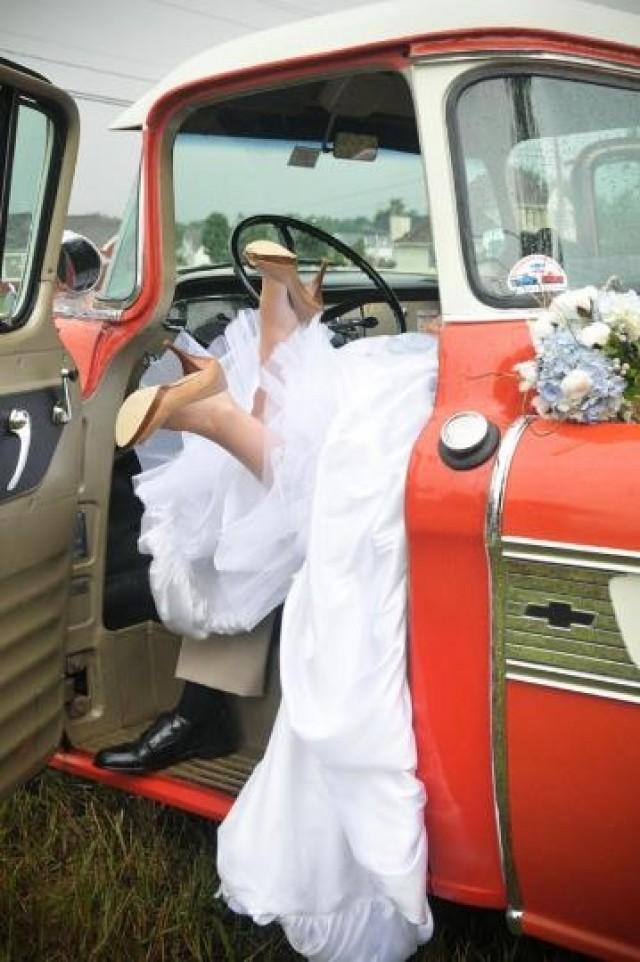 wedding photo - Rustic DIY Wedding At The Ranch