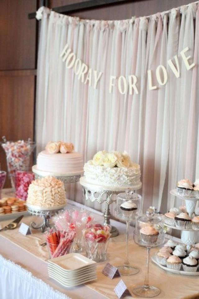 wedding photo - DIY Muskoka Bay Club Wedding From A Simple Photograph