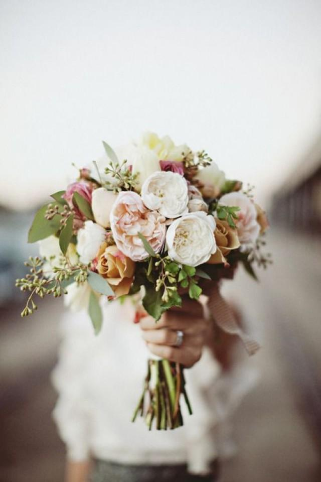 wedding photo - Spring Bouquet