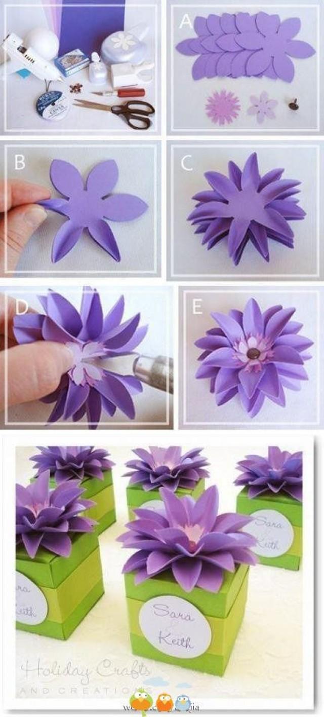 Цветы из бумаги картинки и