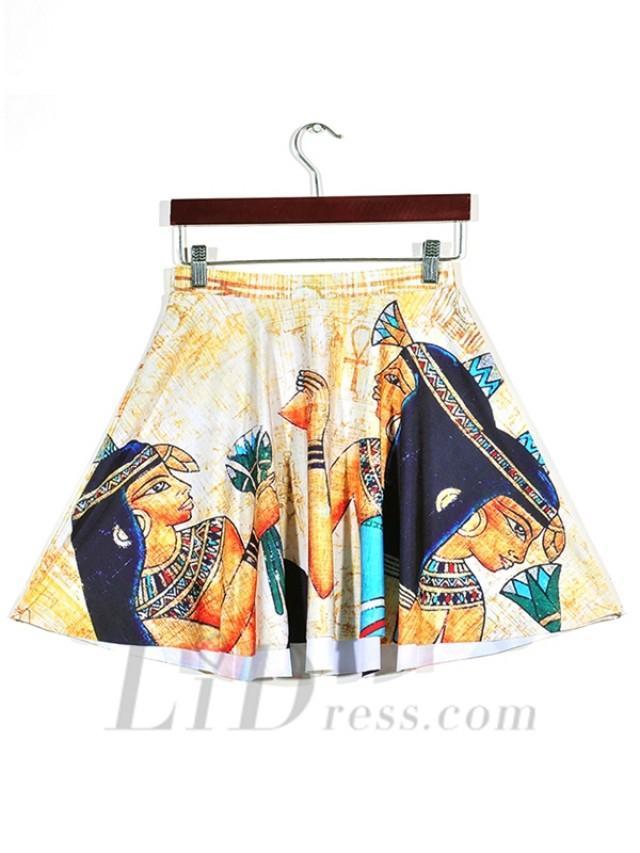 wedding photo - Hot Digital Egyptian Women Skirts Big Skirt Tutu Skirt Skt1186