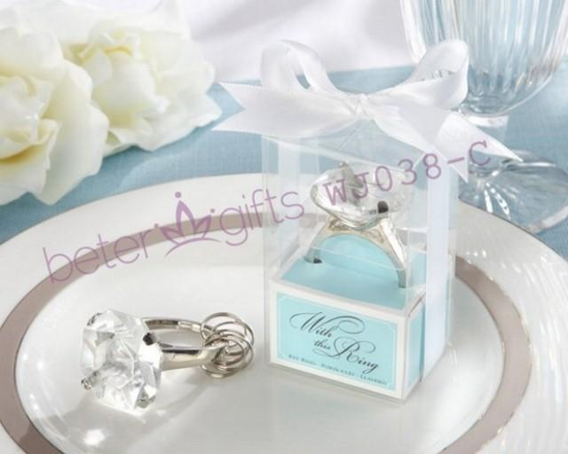 wedding photo - Beter Gifts® Bachelorette wedding keepsakes Bachelor Keychain WJ038/C