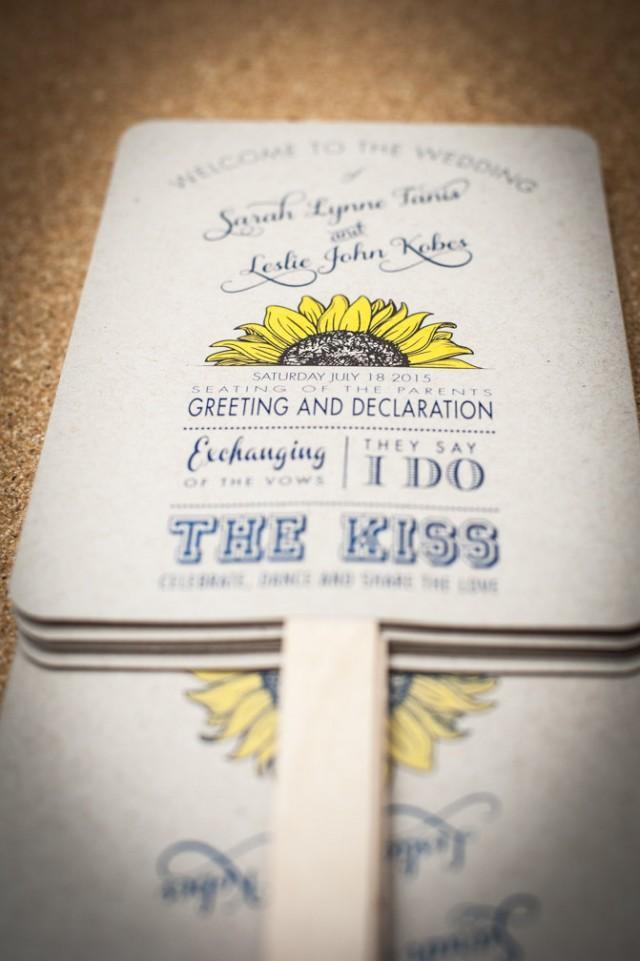 Wedding Fan Ideas Wedding Design Ideas