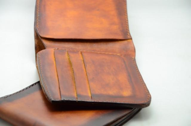 Custom Wallet Men's Leather Wallet, Groomsmen Gift, Mens ...