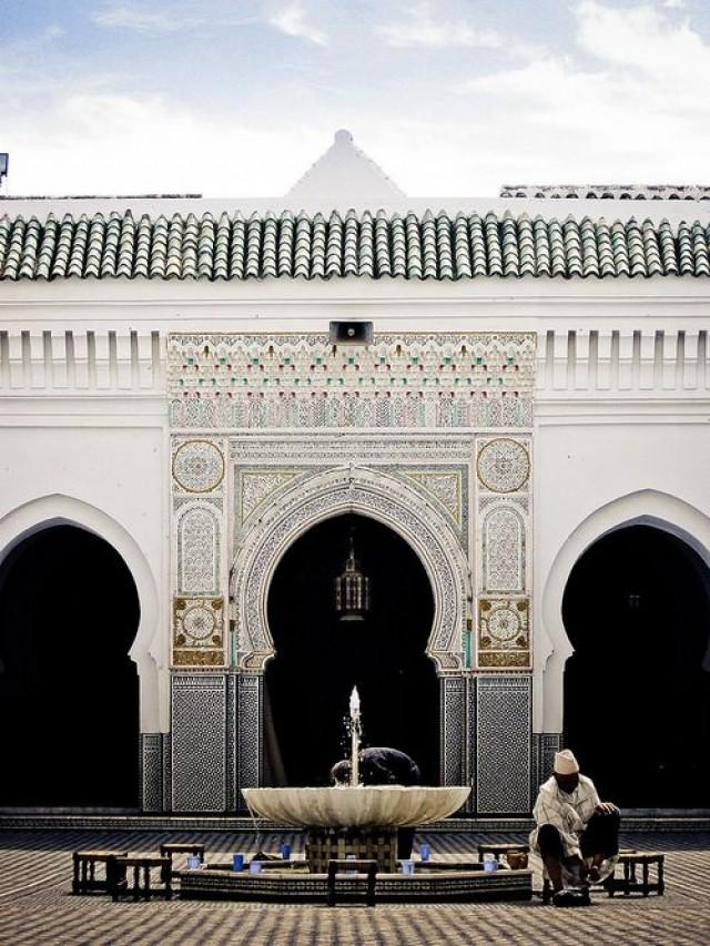 thesis on mosque architecture
