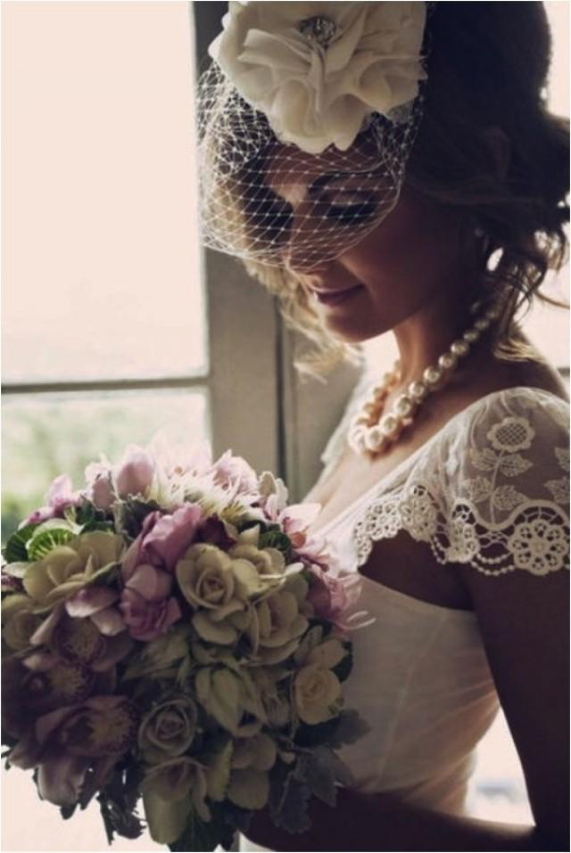 wedding photo - 14 Wedding Veils For Classic Brides, Modern Brides, And Brides Who Want Something Totally Original