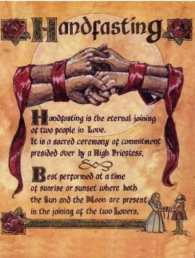 Wiccaning & Handfasting
