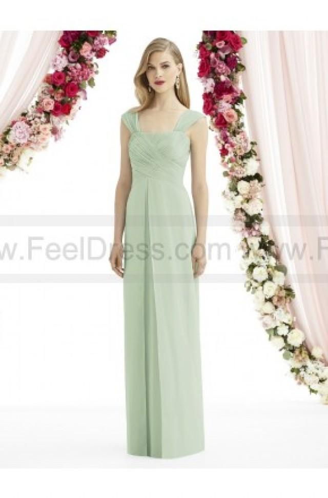 wedding photo - After Six Bridesmaid Dresses Style 6735