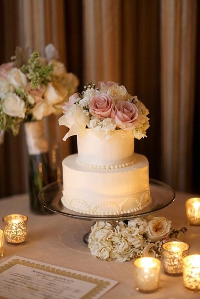 How To Make A Cake Pedestal
