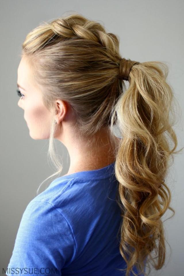 Jovana Lot 10Pcs New Topsy Tail Hair Braid Ponytail Maker