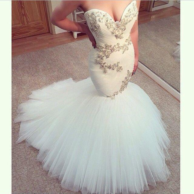 Wholesale price new lace beaded mermaid wedding dresses for Cheap lace mermaid wedding dresses