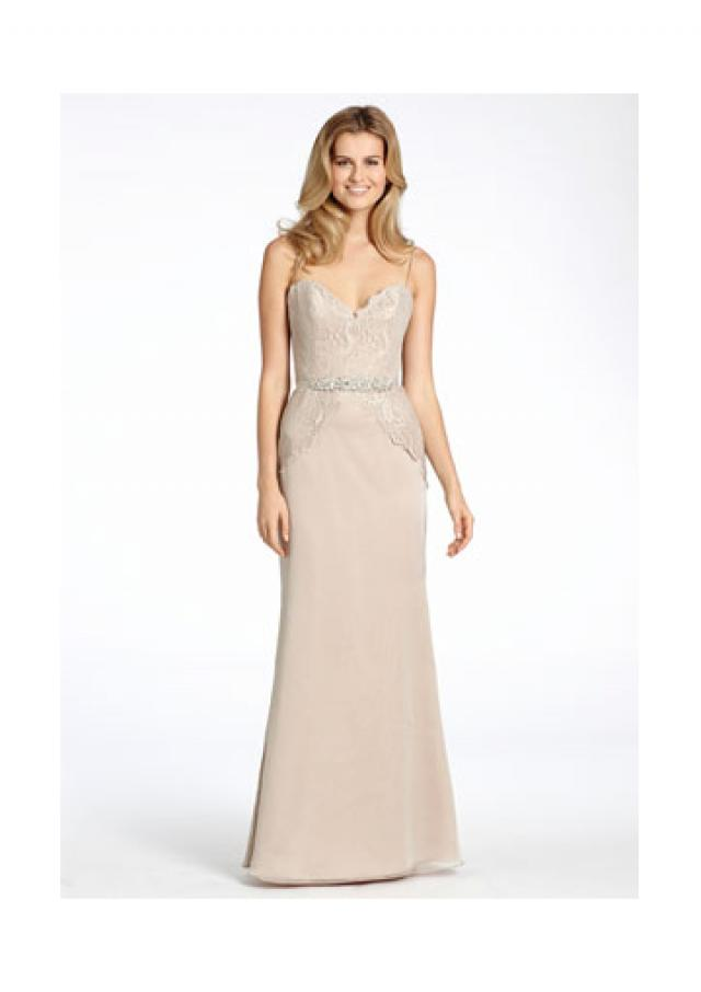 wedding photo - Sleeveless Zipper Appliques Chiffon Spaghetti Straps Floor Length