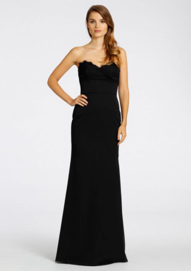 wedding photo - Sweetheart Zipper Ruched Sleeveless Floor Length Black