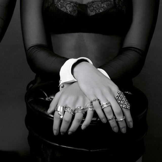 wedding photo - Authentic Chrome Hearts Sunglasses & Jewelry Online