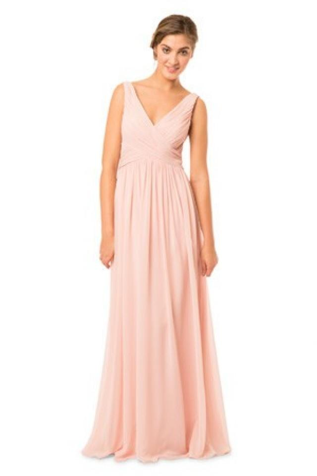 Bari jay bc 1570 chiffon bridesmaid dress crazy sale for Where to sale wedding dresses