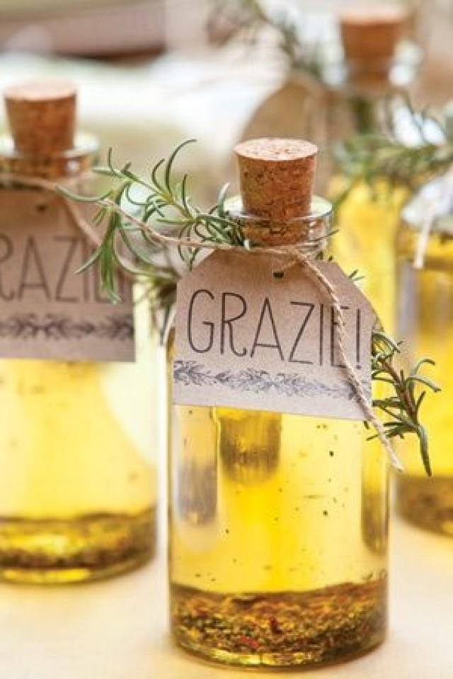 Unique (and Actually Useful) Wedding Favors, And These Mini Olive ...