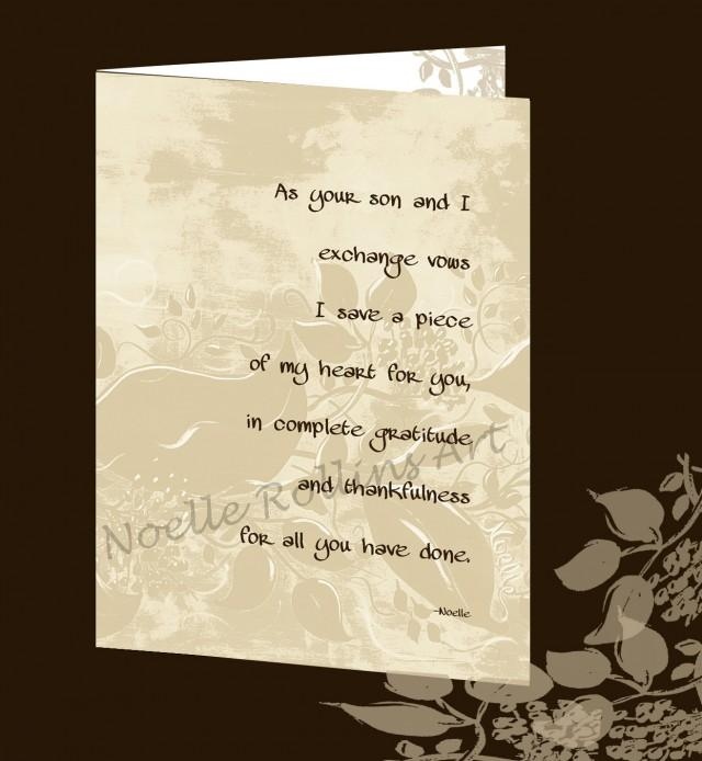 ... Of The Groom Card For Wedding Day From Bride Gift #2572735Weddbook