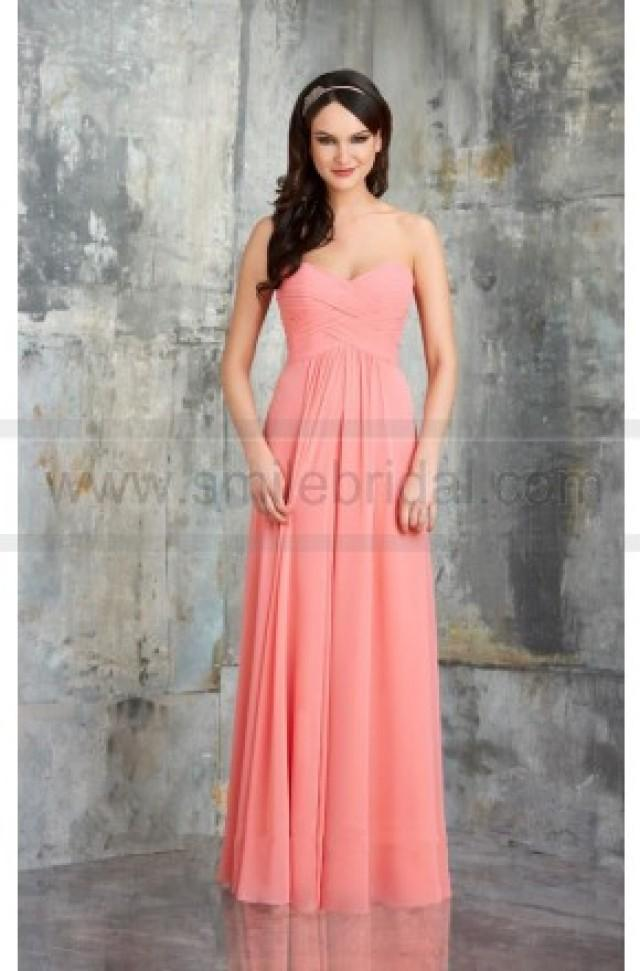 wedding photo - Bari Jay 555 - Bridesmaid Dresses 2016 - Bridesmaid Dresses