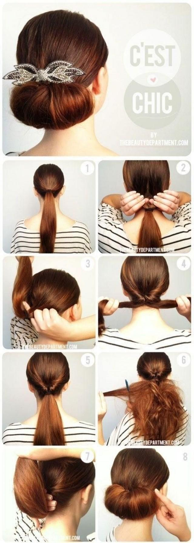 Updo Hair Model #1 - Weddbook