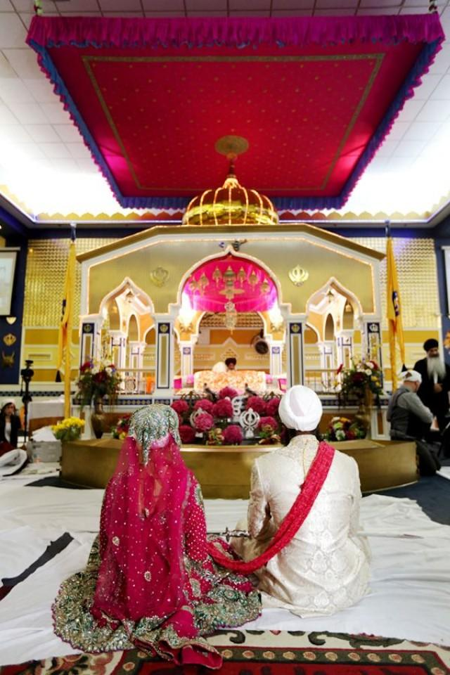 Colorful South Asian Wedding - Chis Plus Lynn