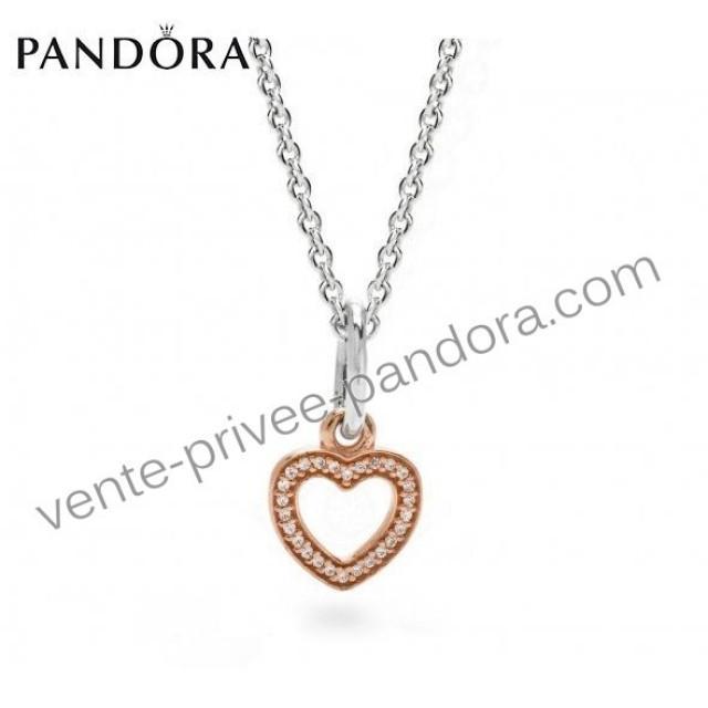 D couvrez collier pandora pas cher rouge romantisme compl te p0939 2575409 - Vente privee pandora ...