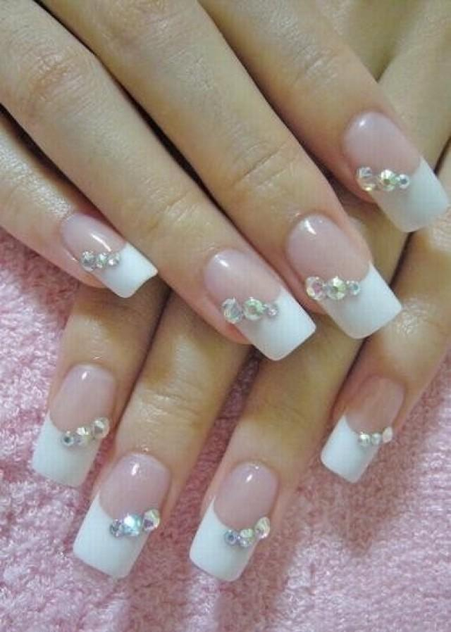 Bride And Groom Nail Designs