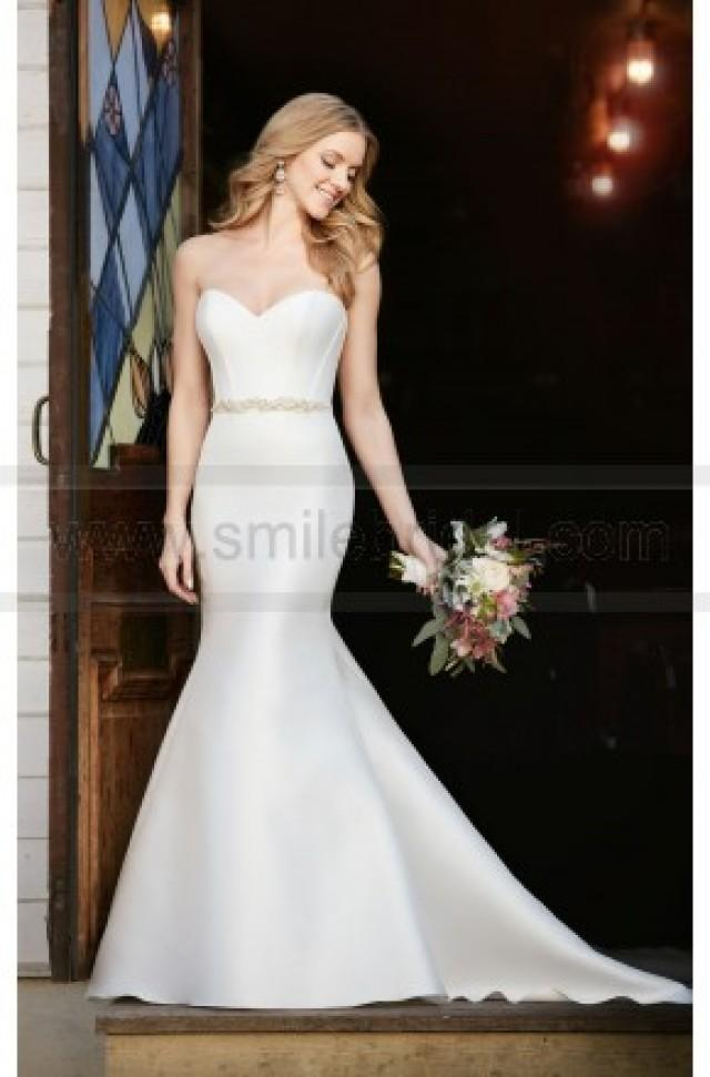 wedding photo - Martina Liana Silky Sweetheart Corset Wedding Separates Style Carter   Selene - Wedding Dresses 2016 - Wedding Dresses