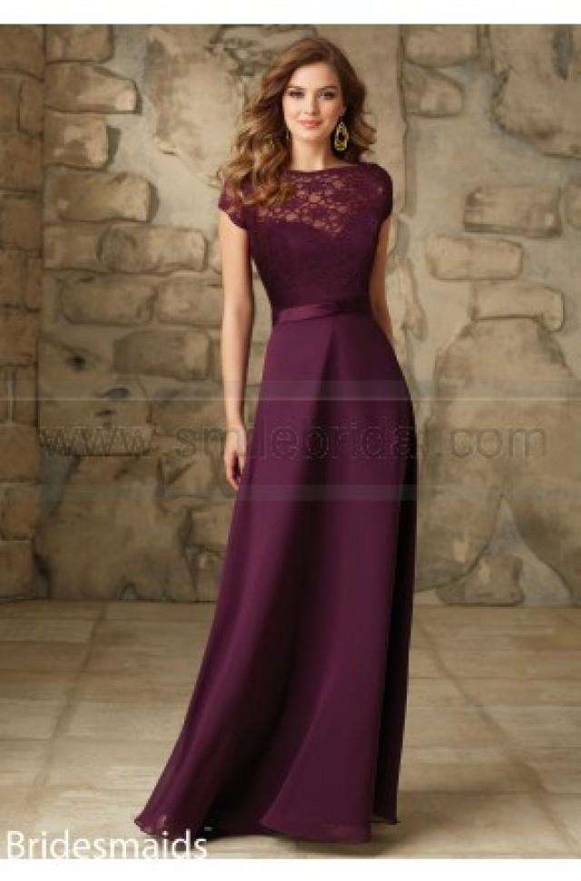 wedding photo - Mori Lee Bridesmaids Dress Style 101 - Bridesmaid Dresses 2016 - Bridesmaid Dresses