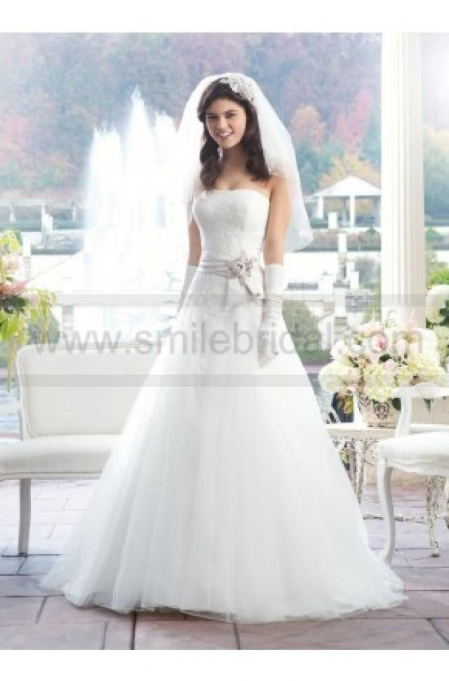 wedding photo - Sincerity Bridal Wedding Dresses Style 3761 - Hot Wedding Dresses - Wedding Dresses