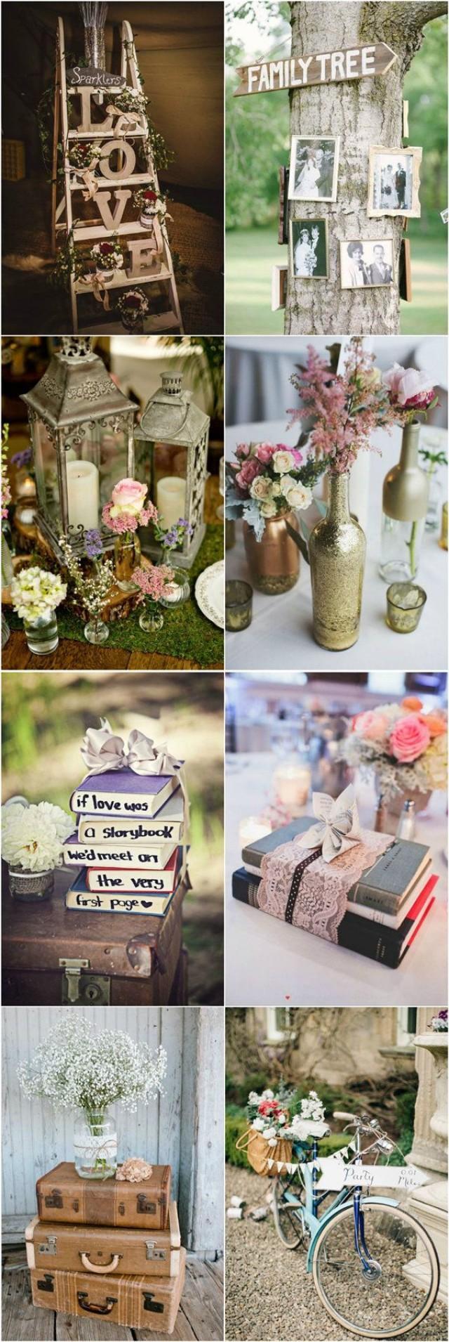 30 Stunning Vintage Wedding Ideas For Spring Summer 2576503