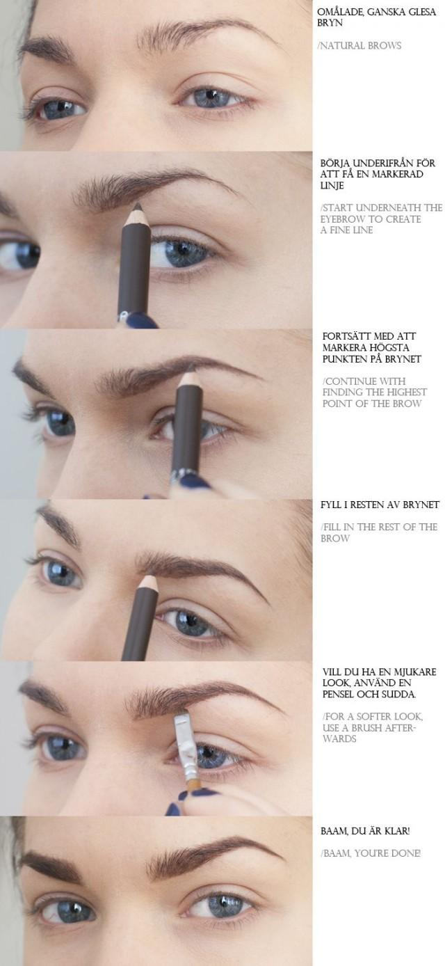 wedding photo - 16 Eyebrow Diagrams That Will Explain Everything To You