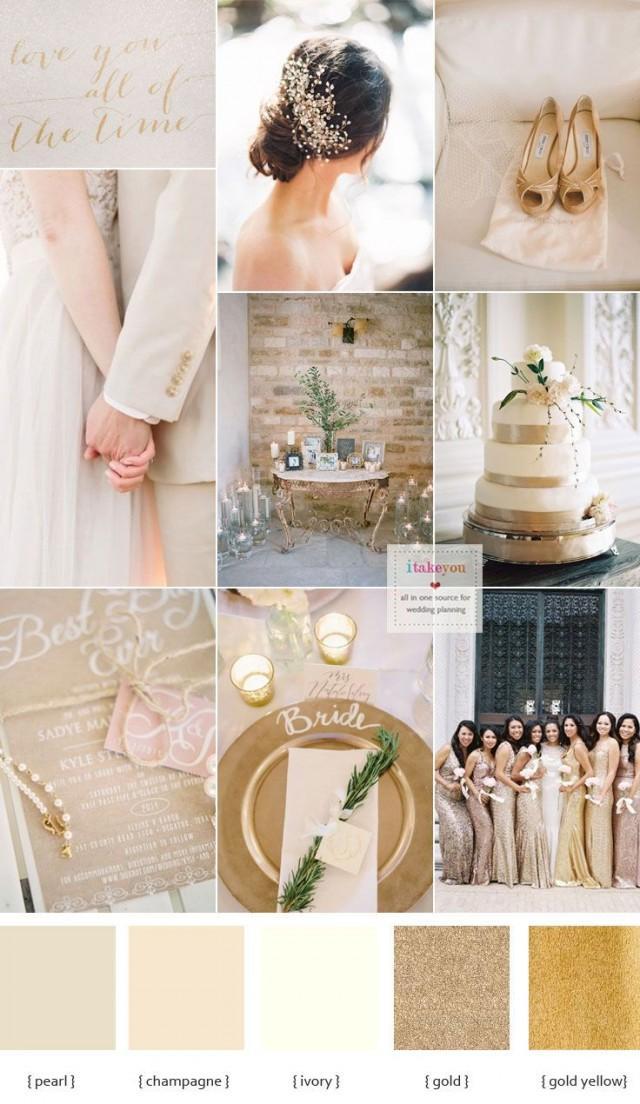 Colour of wedding