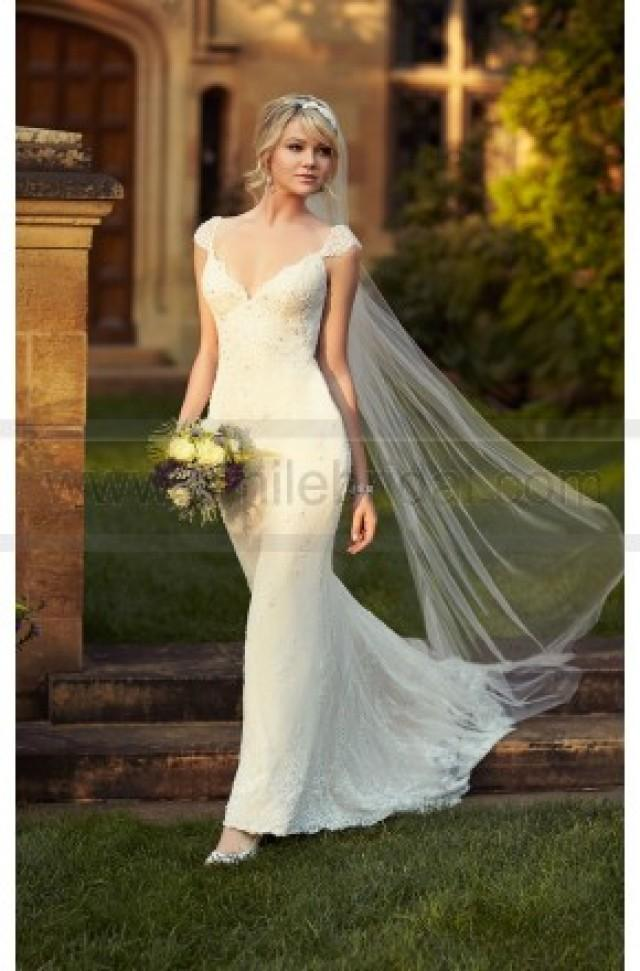 wedding photo - Essense of Australia Wedding Dress Style D1767