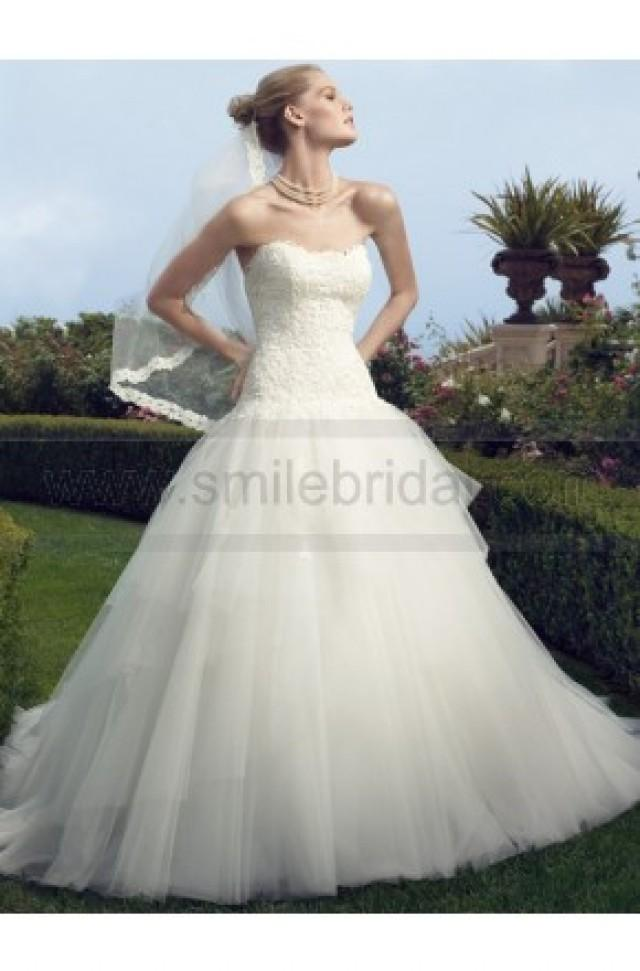 wedding photo - Casablanca Bridal 2160 - Casablanca Bridal - Wedding Brands
