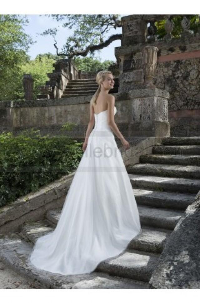 wedding photo - Sincerity Bridal Wedding Dresses Style 3895 - Simple Wedding Dresses - Wedding Dresses