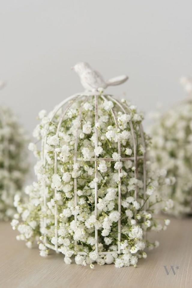 wedding photo - 15 Summer Wedding Centerpieces You'll Fall In Love With