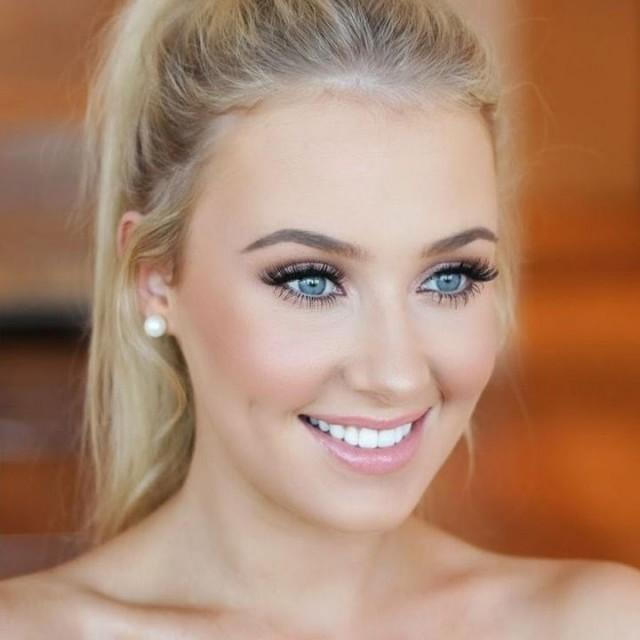 wedding photo - 30 Gorgeous Wedding Makeup Looks