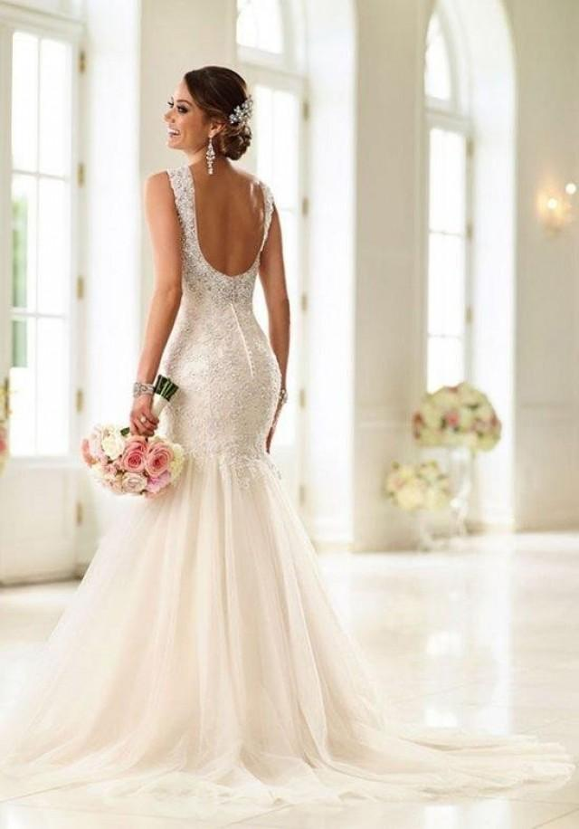 stella york 6017 wedding dress the knot formal