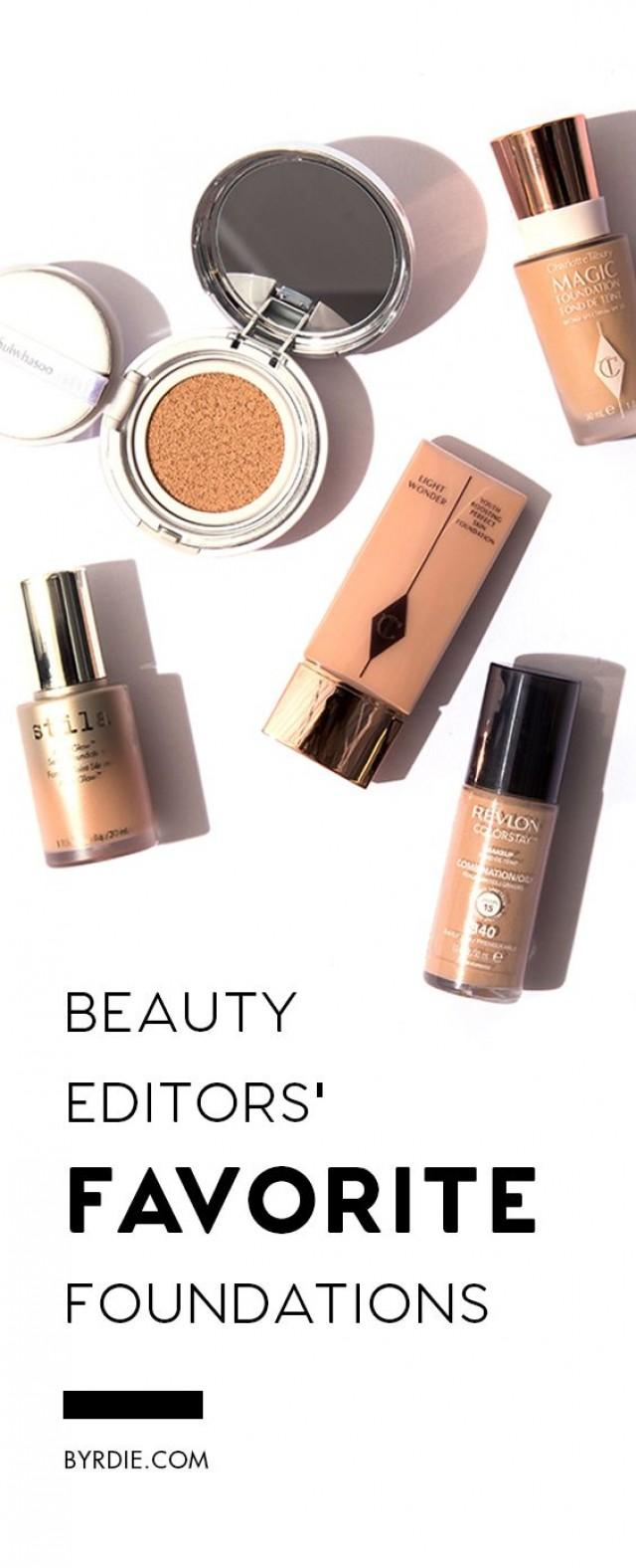 wedding photo - I Tried My Fellow Beauty Editors' Favorite Foundations—Read My Reviews