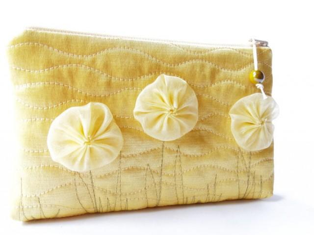 wedding photo -    , Mother and Daughter Gift, Garden Wedding Gift for Flower Girl, Coin Purse for Girl