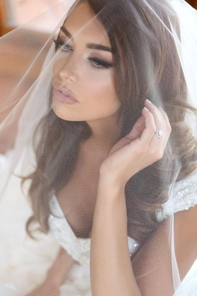 wedding photo - 90  Stunning Ideas For Your Wedding Makeup