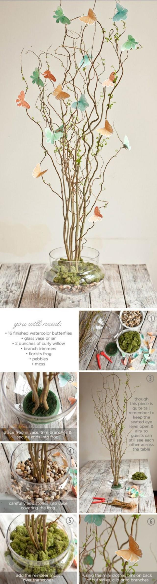 Wedding Centerpieces #3 - Weddbook