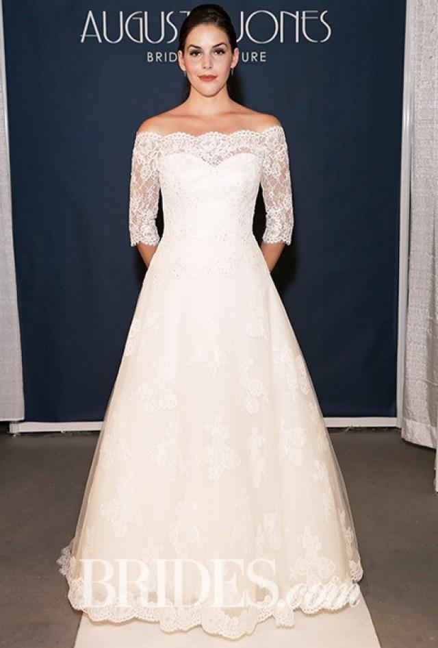 Augusta jones fall 2015 stunning cheap wedding dresses for Augusta jones wedding dresses for sale