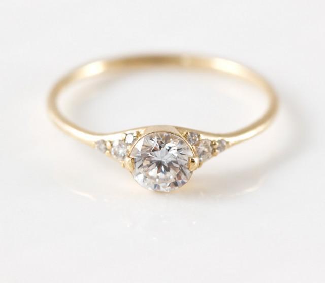 s slipper engagement ring delicate