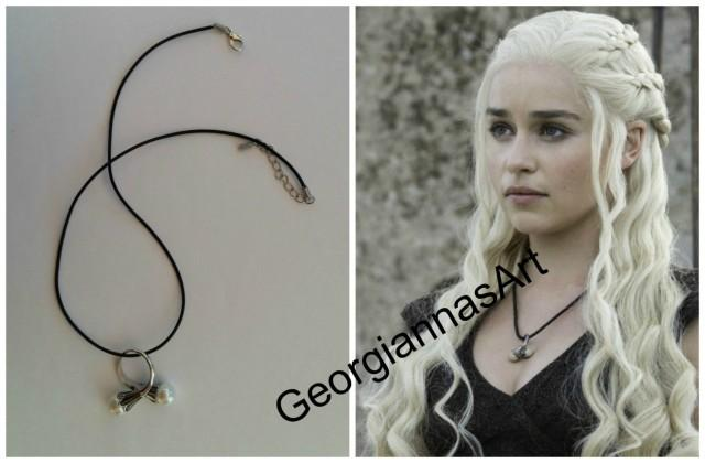 Khaleesi Pearl Ring