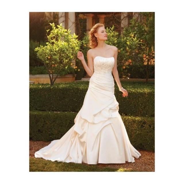 wedding photo - Casablanca Casablanca 2047 - Fantastic Bridesmaid Dresses