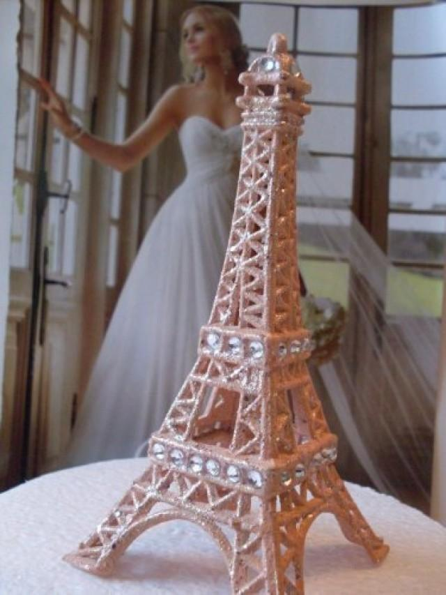 Eiffel Towers Cake Shop